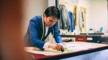 tailored suited in singapore, the prestigious bespoke, expat tailors
