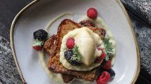 open door policy french toast